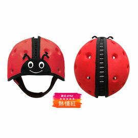 【久等了!到貨了】英國SafeheadBABY幼兒學步防撞安全帽【熱情紅】1473元(有優惠可詢問)