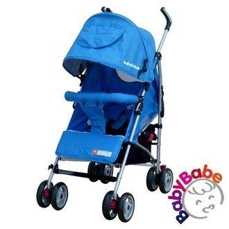 【BabyBabe】加寬全罩平躺傘車-   (紅/藍)