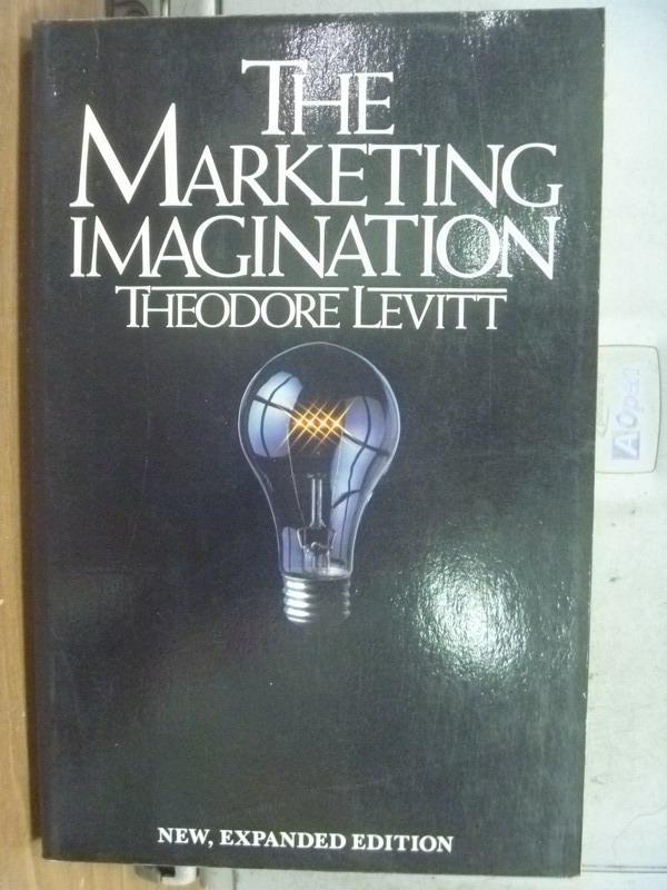 ~書寶 書T7/大學商學_PDZ~The Marketing Imagination_19