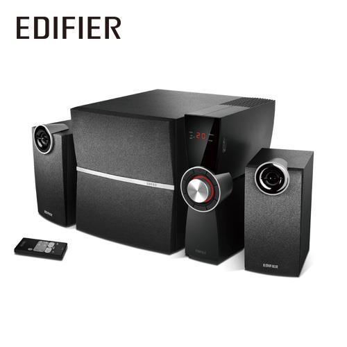 迪特軍3C:EDIFIER【C2XD】喇叭三件式高質感多媒體喇叭音響喇叭音箱電腦喇叭【迪特軍3C】