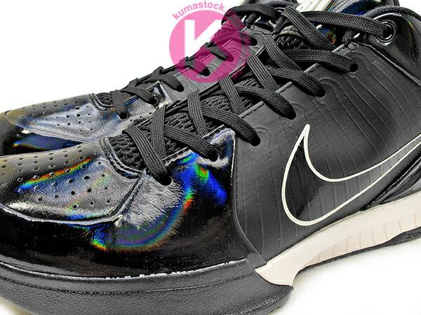 2019 經典籃球鞋款 鞋舖重磅聯名 UNDEFEATED x NIKE KOBE IV 4 PROTRO UNDFTD PE BLACK MAMBA 黑白 黑曼巴 隱藏配色 Bryant 曼巴 後 ZOOM AIR 氣墊 籃球鞋 8 24 (CQ3869-001) ! 2