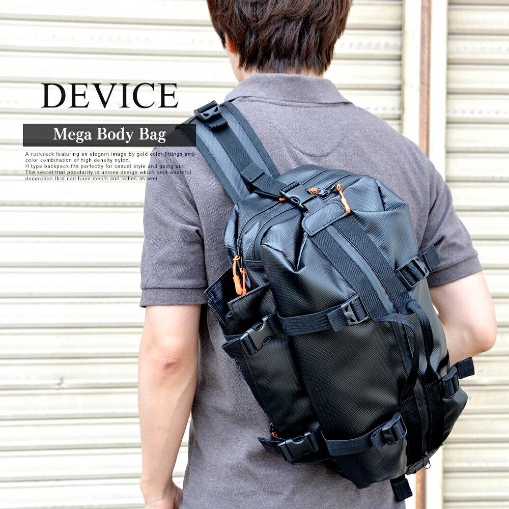 日本DEVICE / 戶外輕量單肩斜背包 / dbn80078 / 日本必買 日本樂天代購直送 /  件件含運 0