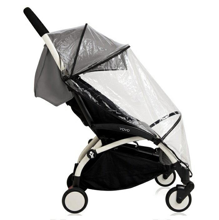 法國【BABYZEN】YOYO 3代手推車專用雨罩(6個月以上) 1