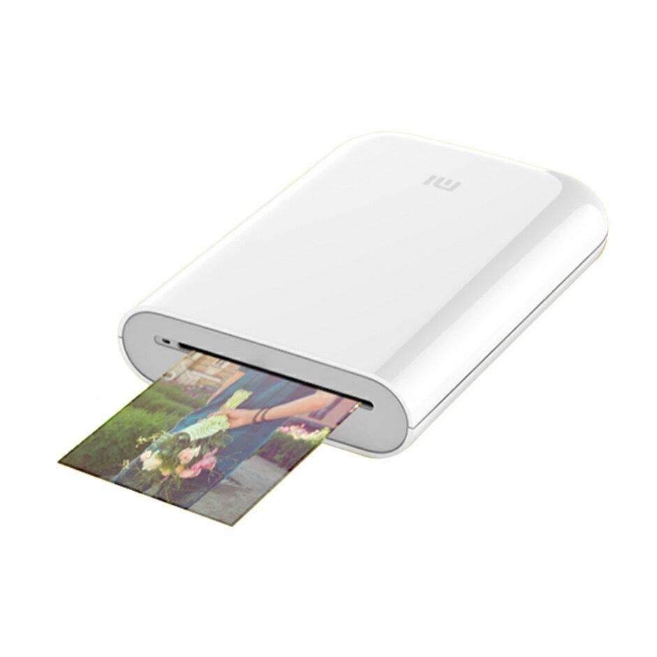 【台灣現貨】小米口袋照片打印機 相片列印機 影印機 列表機 相片沖印機 證件照 1