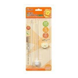 『121婦嬰用品館』辛巴 專利蝶型標準自動吸管組(長) 0