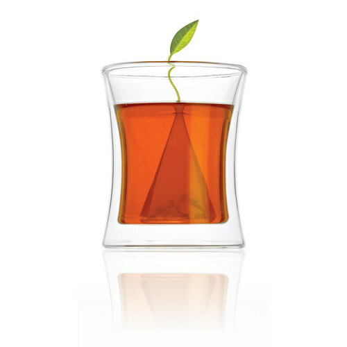 Tea Forte 雙層隔熱玻璃杯 MOREHOUSE DOUBLE WALL GLASS TEA CUP