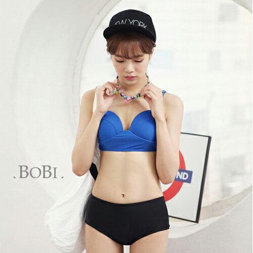 二/三件式泳裝 兩色設計兩件套細肩帶泳裝【SF5506】 BOBI  04/14 - 限時優惠好康折扣