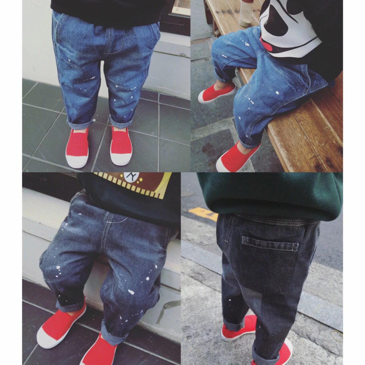 正韓牛仔褲   B4-1 此版型超逆天.穿起來超好看唷!!