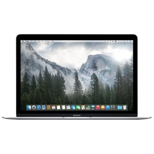 "Apple MacBook MLH82E/A 12"" Notebook - Intel Core M Dual-core (2 Core) 1.20 GHz - 8 GB LPDDR3 - 512 GB SSD - Mac OS X 10.11 El Capitan - 2304 x 1440 - Retina Display, In-plane Switching (IPS) Technology - Space Gray - Intel HD Graphics 515 LPDDR3 - Bluetoo"