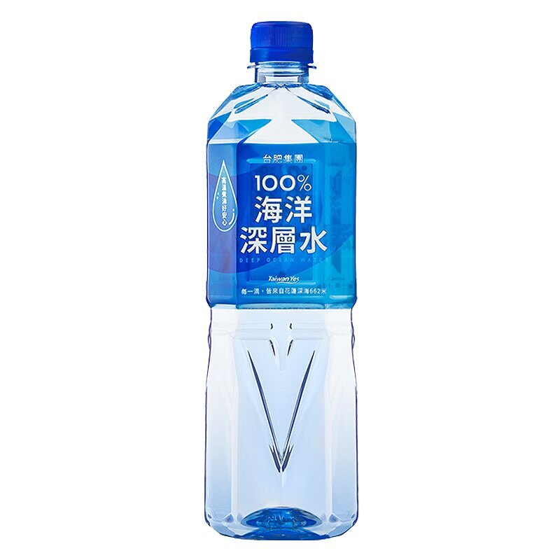 台肥集團100%海洋深層水850ml【康鄰超市】