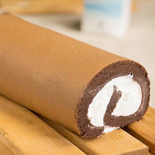 木匠手作★70%巧克力生乳捲★ 0