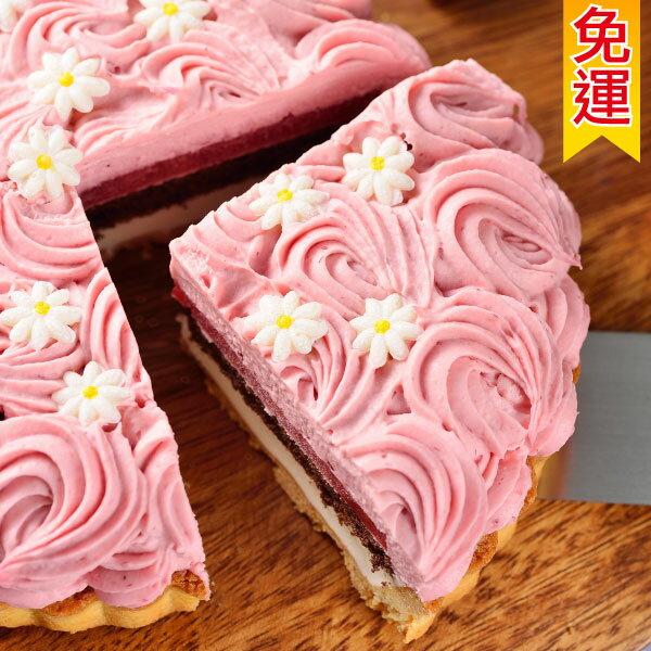 最強派塔→花漾覆盆莓vs百香巧心