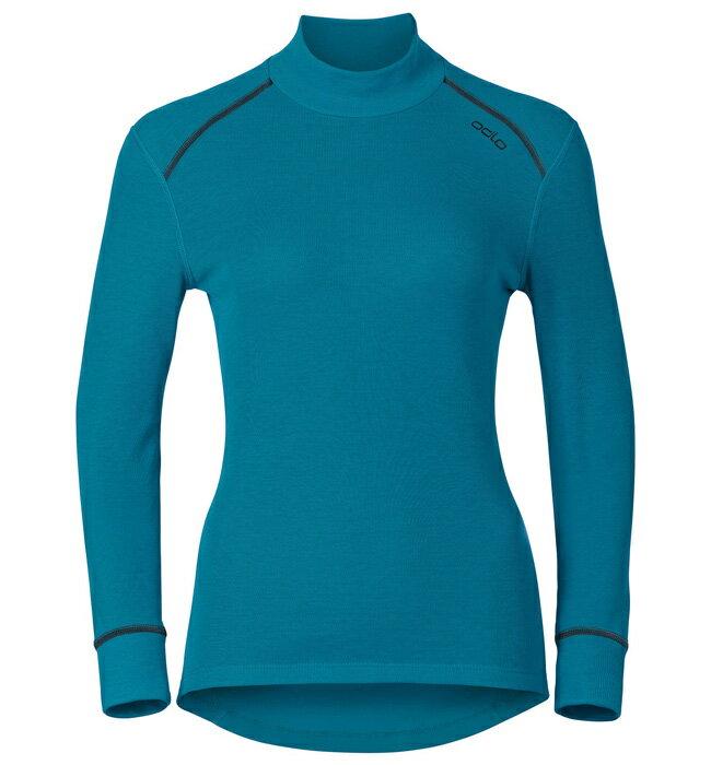 【鄉野情戶外用品店】 ODLO |瑞士| 高領保暖型機能排汗衣/保暖衣 機能衣 發熱衣 衛生衣/152011 【女款】