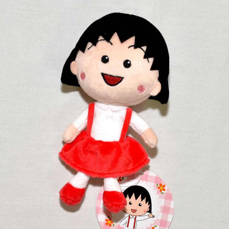 櫻桃小丸子 娃娃 玩偶 日本帶回正版品