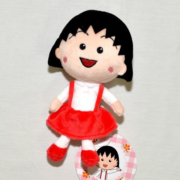 櫻桃小丸子娃娃玩偶日本帶回正版品