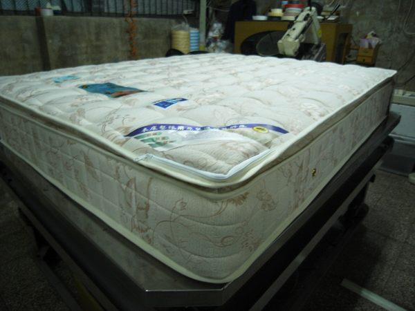 【石川家居】MA-05 三線乳膠6尺獨立筒床墊 堅持不偷工減料 總高26公分 十年保固