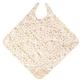 日本【Hoppetta】有機棉軟綿綿雪花浴巾圍裙-725915