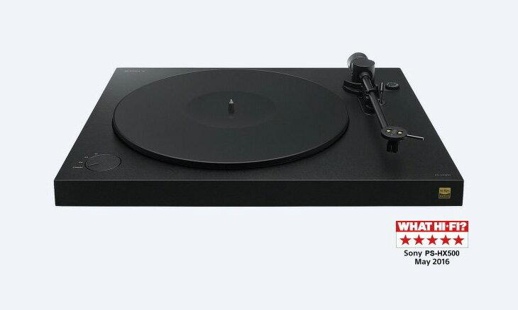 <br/><br/>  SONY 索尼 PS-HX500  立體聲黑膠唱盤<br/><br/>