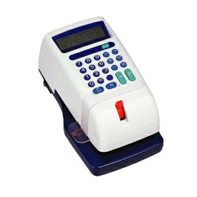 分期0利率 KOJI CH-168N 多國幣別 數字 支票機 視窗定位 阿拉伯數字