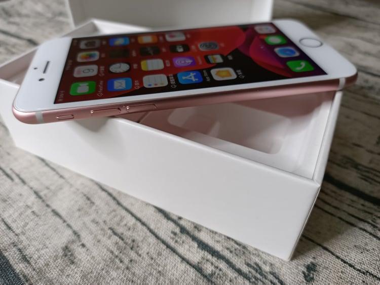 Apple iPhone 7 玫瑰金 128GB 附配件  售後保固1個月 618購物節 5