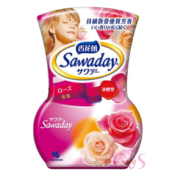 小林製藥香花蕾液體芳香劑玫瑰350ml☆艾莉莎ELS☆