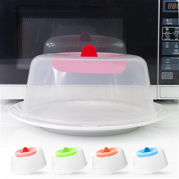 【MOLO】簡單料理專用微波蓋鎖濕蓋(4色任選)