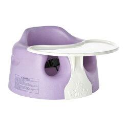 南非BUMBO 幫寶椅+餐盤/餐椅/幫寶椅/安全椅-紫色