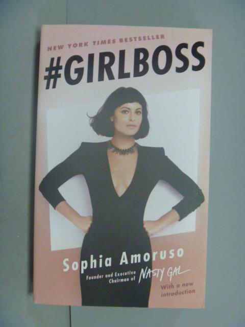 ~書寶 書T4/原文小說_NJM~Girlboss_Sophia Amoruso