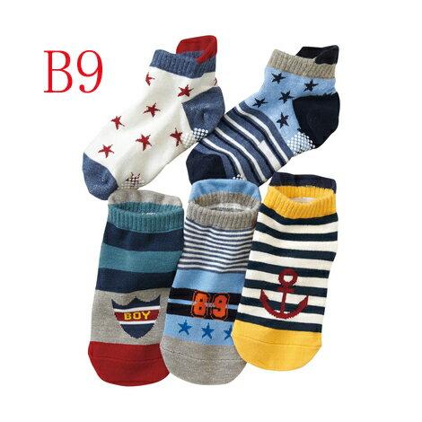 《任意門親子寶庫》 男女童襪 襪子 直板襪 短襪 中筒襪 【BS180】16春男童襪B9款