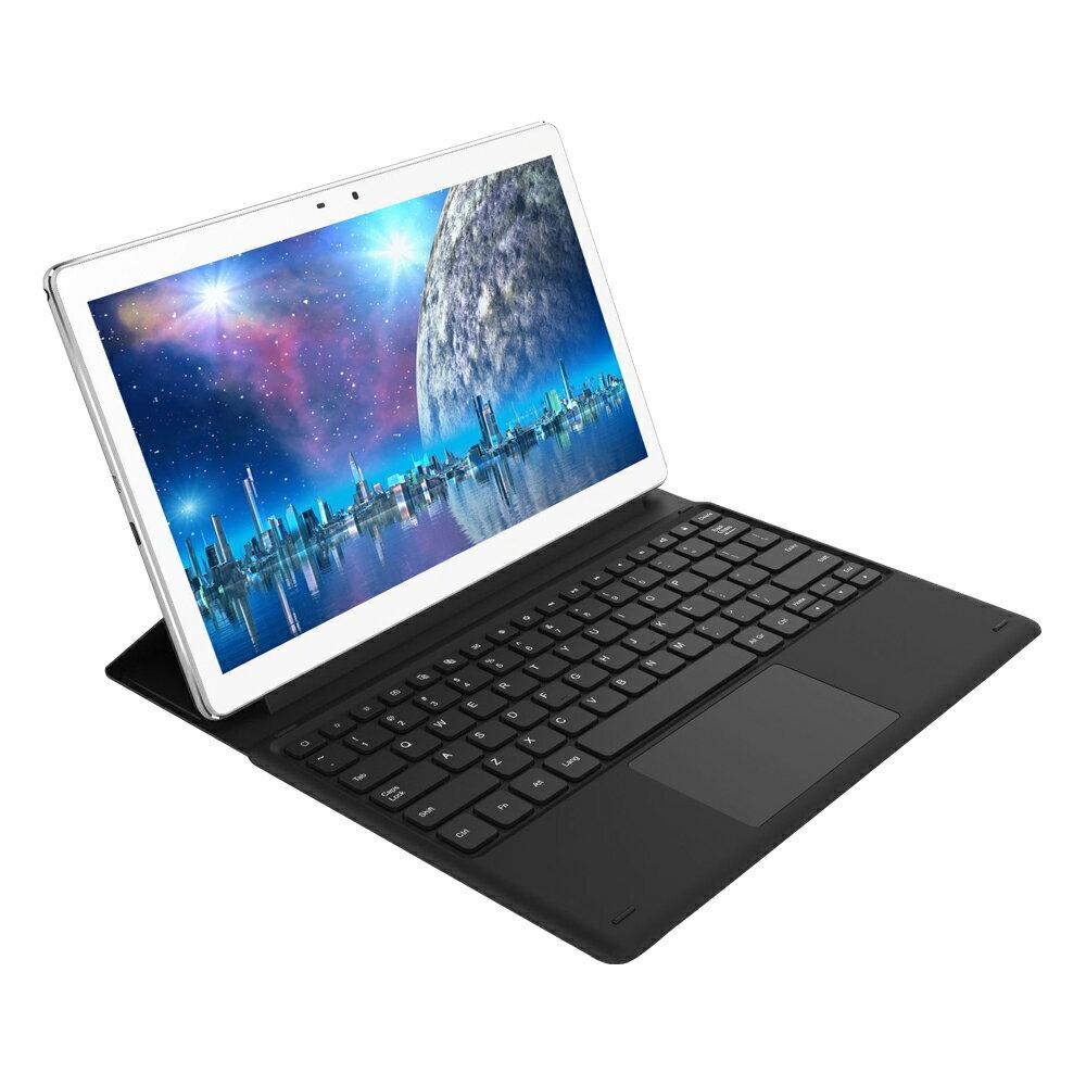 贈觸控筆 聖劍領域 11.6吋4G Lte平板電腦 聯發科十核心CPU 帶磁吸鍵盤