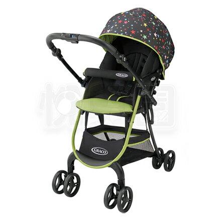 Graco 輕量型雙向嬰幼兒手推車 星之旅 CITI STAR - 歐洲之星【悅兒園婦幼生活館】