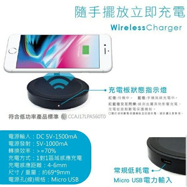 iLeecoIWC-D7無線充電器充電板充電盤