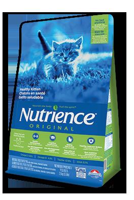 ?Double妹寵物?紐崔斯Nutrience田園幼貓 雞肉+糙米【1.13kg】【2.5kg】