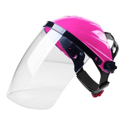 防油防濺面罩 護臉做飯防護面罩透明面具防濺油廚房炒菜防油濺油防油全臉神器『XY1941』