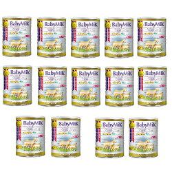 佑爾康貝親 營養強化羊奶粉(900gx12罐)+贈2罐+贈2in1運動樂園滑板車