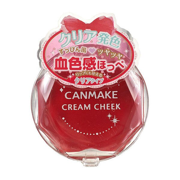 Canmake 唇頰兩用霜 1451-CL01(2.3g)