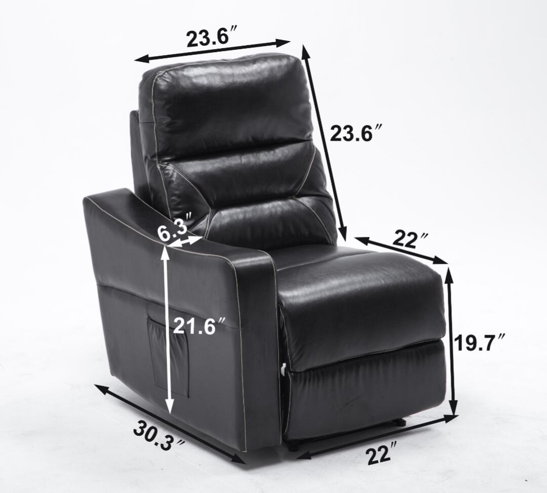 reclining cup by signature width recliner sectional item height products with power threshold hallettsvillepower holder hallettsville design trim ashley