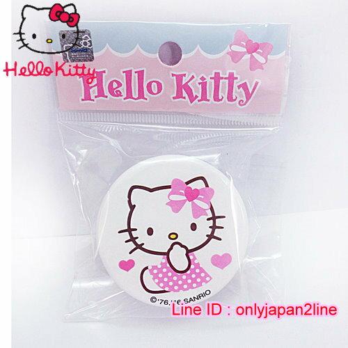 【真愛日本】16101900027收納盒30g-KT愛心蝴蝶結 三麗鷗 Hello Kitty 凱蒂貓  收納盒/擠壓瓶 旅用組
