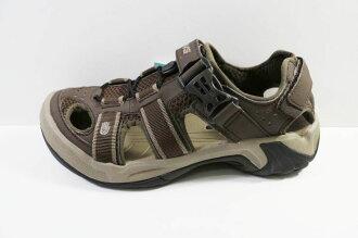 TEVA Omnium (男) 戶外謢趾水陸運動涼鞋 覆趾涼鞋 土耳其咖啡色-TV6148TKCF [陽光樂活]