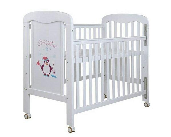 童心 小淘企三合一嬰兒床(中床)
