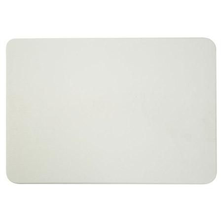 舒適快乾浴室踏墊 白色 40×55 NITORI宜得利家居 2