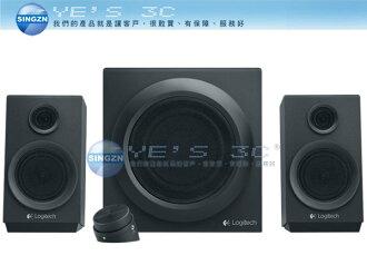 「YEs 3C」Logitech 羅技 Z333 2.1聲道 喇叭/線控/電腦/平板/手機/遊戲主機適用