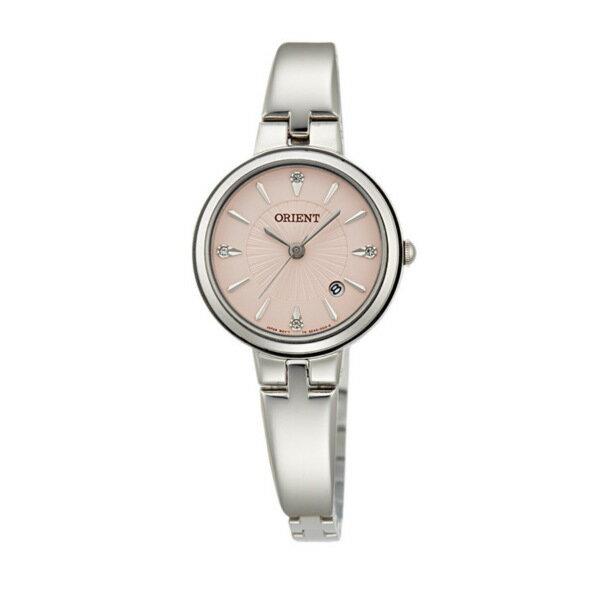 Orient 東方錶(FSZ40005Z)優雅女仕時尚腕錶/粉紅面26mm
