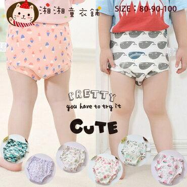 【B0513】秋冬新品 韓版嬰兒學習褲 寶寶純棉三角褲 可愛造型學習褲 內褲
