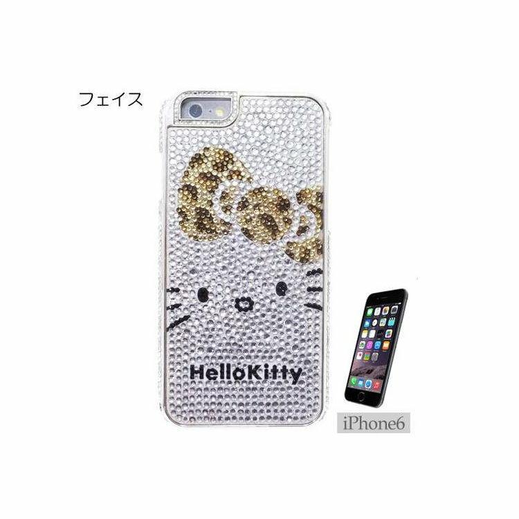 大田倉 日本進口正版iPhone6 三麗鷗 凱蒂貓 Hello Kitty 手機殼 硬殼 771135
