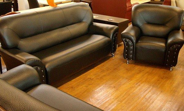 【尚品家具】608-02 乳膠皮 1+2+3 沙發組~有黑色、咖啡色、棗紅色三種可以選擇