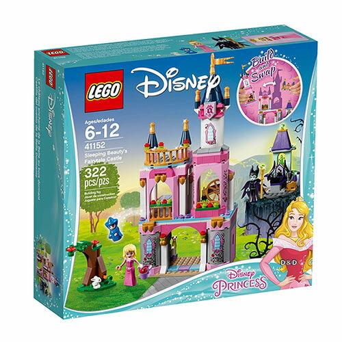 樂高LEGO 41152 迪士尼公主系列 - Sleeping Beauty's Fairytale Castle 睡美人童話城堡 - 限時優惠好康折扣