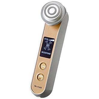 日本 YAMAN  RF EX HRF-3 射頻再生美顏機 香檳金 雅萌 RF 射頻美顏機 Yaman hrf 3 日本必買 美容家電