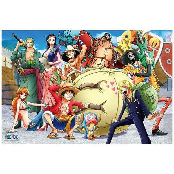 【P2 拼圖】海賊王新世界(10)拼圖1000片 HP01000-086