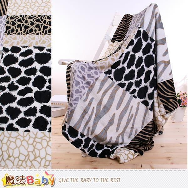 法蘭絨毛毯 150x210cm 四季毯 魔法Baby~w62014